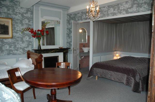 manoir de grainville chambre d 39 h te fresville manche 50. Black Bedroom Furniture Sets. Home Design Ideas