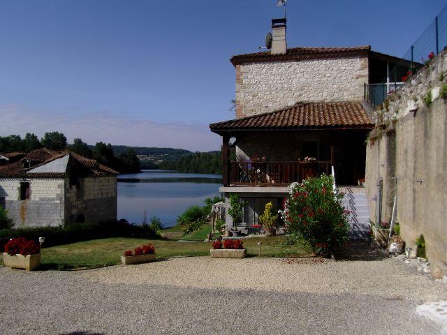 Moulin de rigoulieres chambre d 39 h te saint sylvestre for Chambre d hote villeneuve sur lot