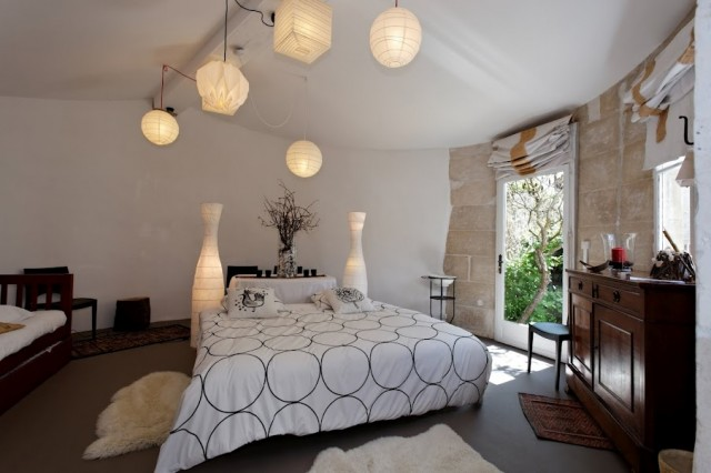 les cours du clain chambre d 39 h te poitiers vienne 86. Black Bedroom Furniture Sets. Home Design Ideas