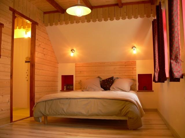 Le chalet d 39 athaline chambre d 39 h te bun hautes pyrenees 65 for Chambre d hote cholet