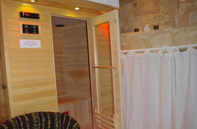 les palmiers du port sauna spa chambre d 39 h te barsac gironde 33. Black Bedroom Furniture Sets. Home Design Ideas