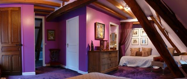 L'echappée belle, chambre d'hôte à Cauvigny, Oise 60 on