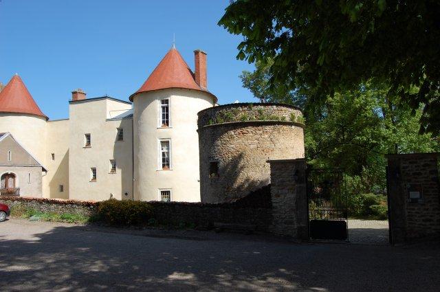 Chateau de morey chambre d 39 h te belleau meurthe et moselle 54 - Chambre d hote meurthe et moselle ...
