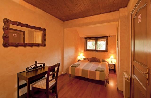 El balco de dorres chambre d 39 h te dorres pyrenees orientales 66 - Chambre d hote pyrenees orientales ...