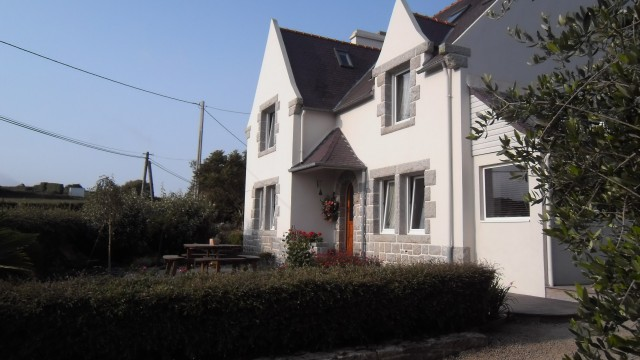 Chambres d 39 hotes sibiril chambre d 39 h te sibiril for Maison hote finistere