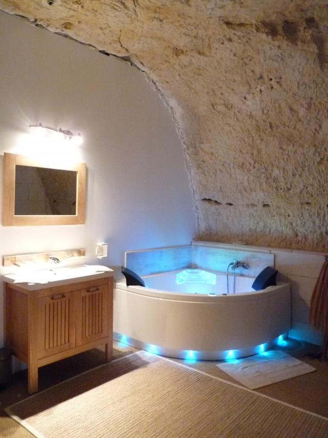Le clos de l 39 hermitage chambre d 39 h te amboise indre et - Chambre d hote troglodyte tours ...