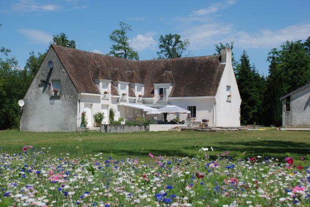 Domaine des tinarages chambre d 39 h te la chapelle rablais seine et marne 77 - Chambre d hote chapelle des bois ...
