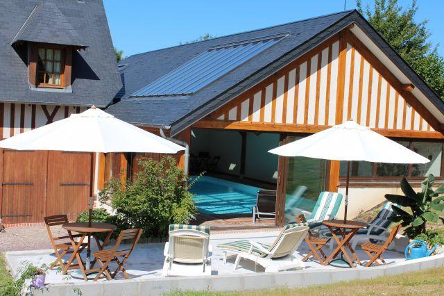 Maison d 39 h tes du clos devalpierre avec piscine d for Chambres d hotes herault avec piscine