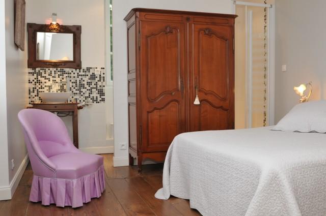 Chambre du0026#39;hu00f4te Maison latchueta