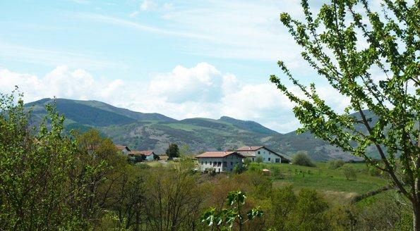 Villa rosa chambre d 39 h te urrugne pyrenees atlantiques 64 - Chambre d hote pyrenees atlantique ...