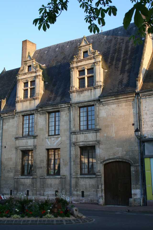 Maison Renaissance, Demeure Historique, Chambre D'hôte à