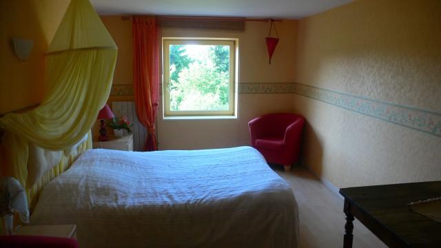 Brigitte et gilbert bregeard chambre d 39 h te herbeviller for Chambre hote 54