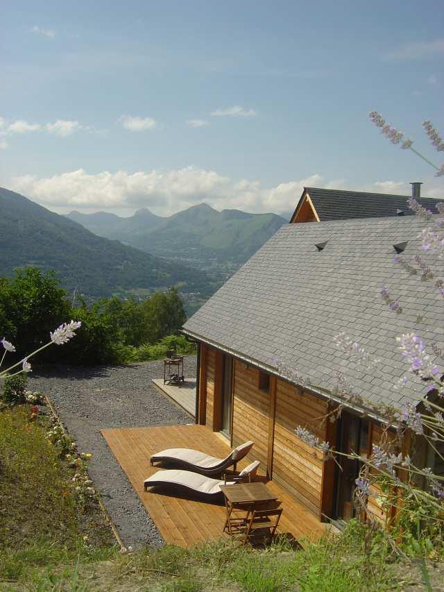 La casa quieta chambre d 39 h te artalens souin hautes pyrenees 65 - Chambre d hote argeles gazost ...