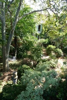 Villeneuve les avignon dans un jardin calme g te de Entretien jardin villeneuve les avignon
