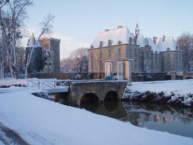 Chateau de saint loup chambre d 39 h te st loup lamaire sur thouet deux sevres 79 - Chambre d hote pic saint loup ...