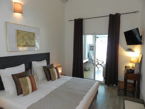 Villa elixene maison d 39 h te en bord de mer chambre d for Chambre hote 974