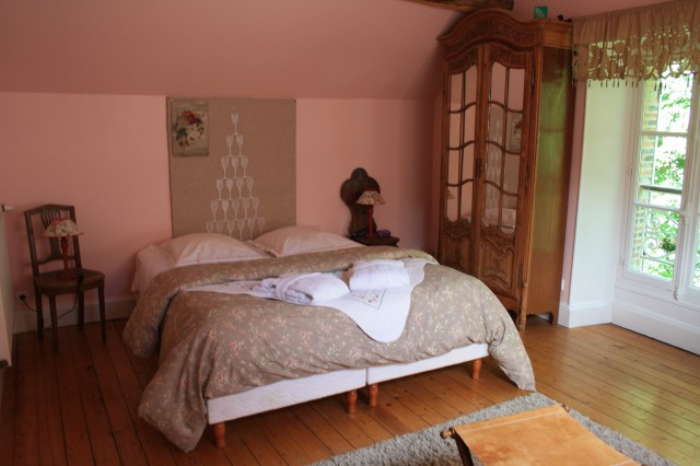 Chambres d 39 hotes chez eric et sylvie chambre d 39 h te cramant marne 51 - Chambre d hote chez particulier ...