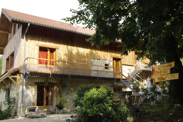 L 39 etable du mieuz tre chambre d 39 h te saint quentin sur is re isere 38 - Chambre hote romans sur isere ...