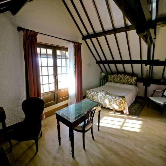 Ferme la gautraie chambre d 39 h te saint james manche 50 - Chambre d hote eguisheim alsace ...
