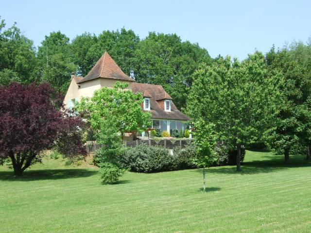 Photo Les feuillantines bed and breakfast 4