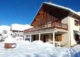 Photo Chalet jardin alpin
