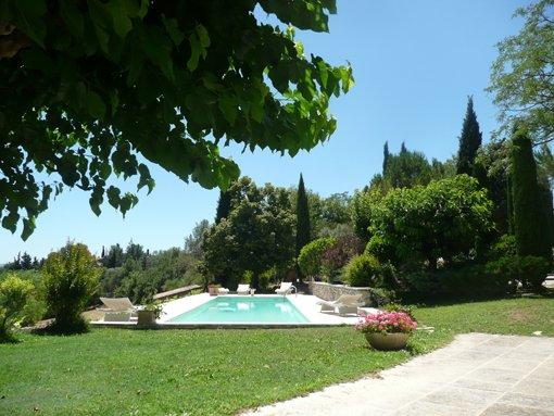 Bastide saint gilles chambre d 39 h te aix en provence bouches du rhone 13 - Chambre d hotes aix en provence piscine ...