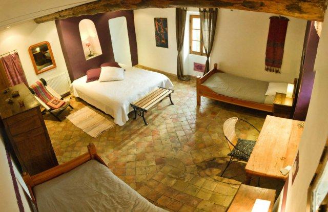 Mas du figuier chambre d 39 h te bevons alpes de haute provence 04 - Chambre d hote brignoles ...