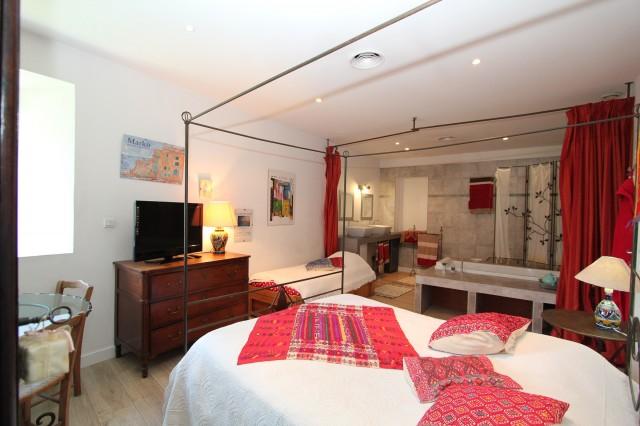 habitation bougainville chambre d 39 h te marseille bouches du rhone 13. Black Bedroom Furniture Sets. Home Design Ideas