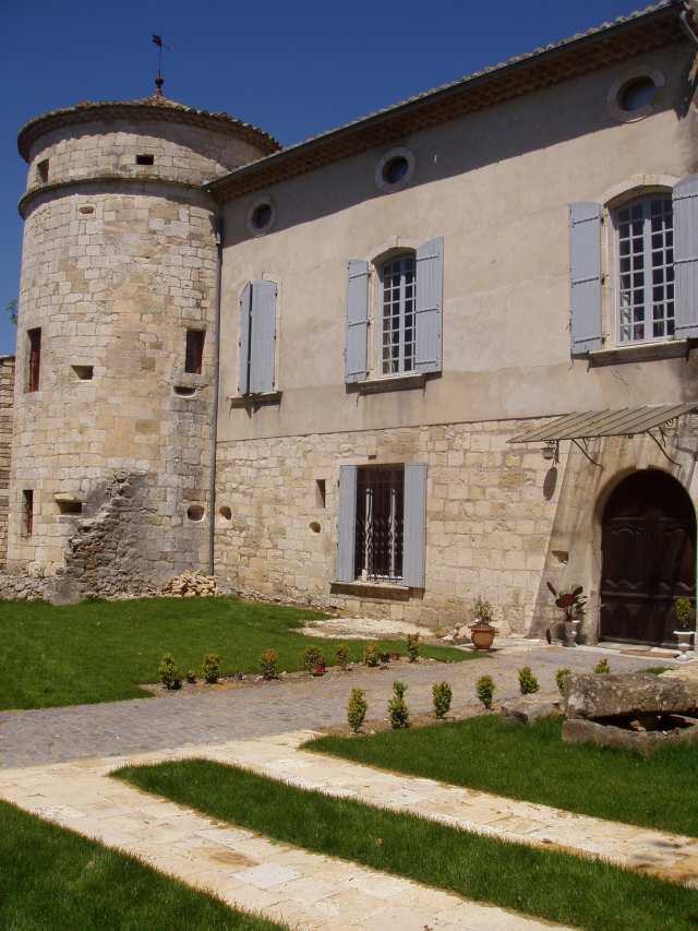 Photo Chateau de la bastide d'orniols 3