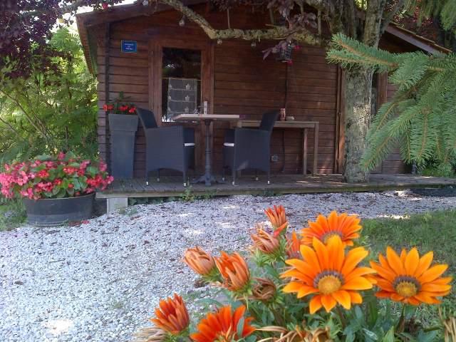 Le bassin du tertre de fronsac chambre d 39 h te cabane - Chambre d hote dans les arbres ...
