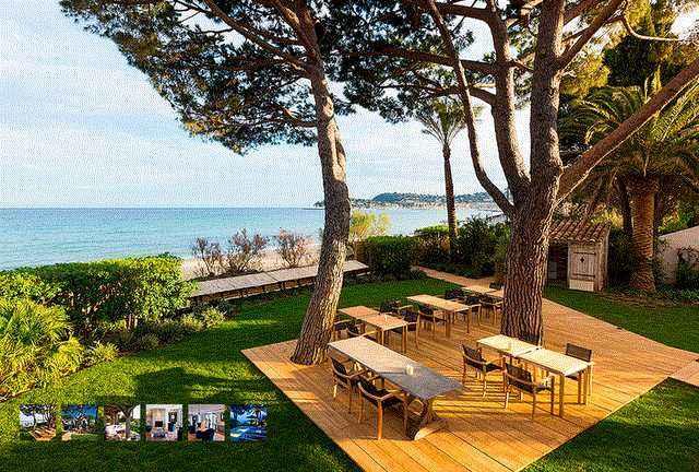 chateau de sable chambre d 39 h te cavalaire sur mer var 83. Black Bedroom Furniture Sets. Home Design Ideas