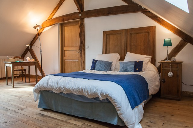 pomme et ardoise chambre et table d 39 h tes chambre d 39 h te allassac correze 19. Black Bedroom Furniture Sets. Home Design Ideas