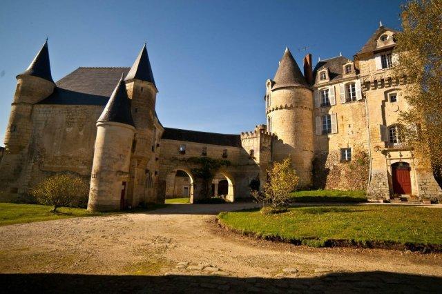 Chambre d 39 h te la celle guenand indre et loire 37 for Chambre d hote chateau de la loire