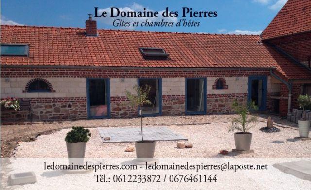 Le Domaine Des Pierres