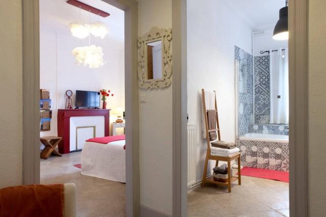 Lou saline chambres d 39 hotes marsillargues herault 34 - Chambres d hotes clermont l herault ...