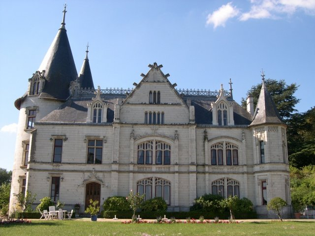 Photo Château de veretz 2