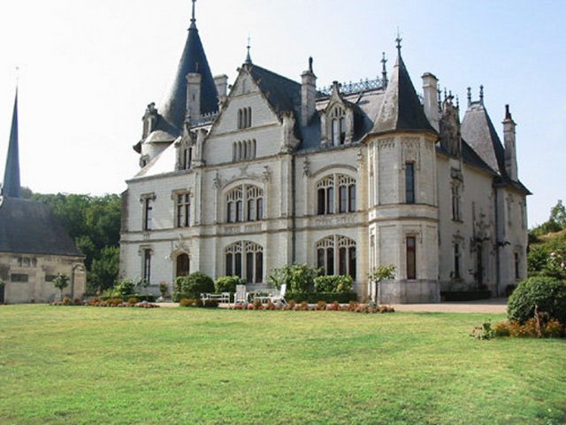 Photo Château de veretz 1