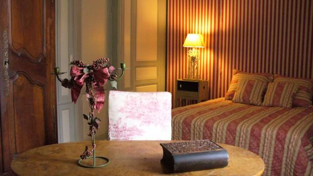 Jardins et h tel particulier chambres d 39 h tes de charme for Chambre d hote bayeux calvados