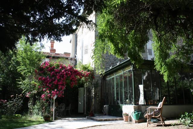La maison des chartreux chambre d 39 hote brives charensac for Maison hote loire