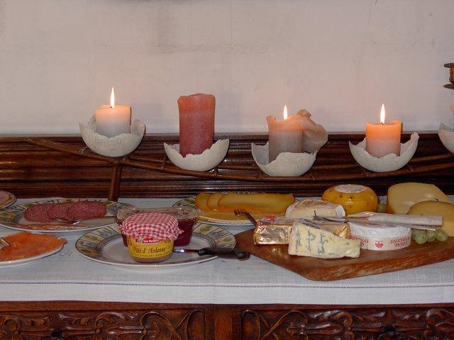 Het kaarsenhof la ferme des bougies chambre d 39 h te for Chambre d hote a la ferme