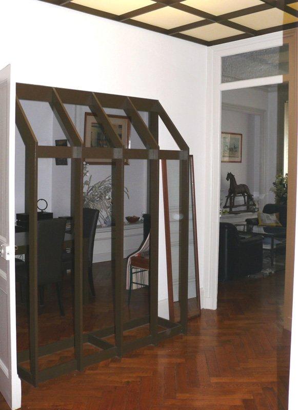 Chambre A Coucher Moderne Mauve Et Noir
