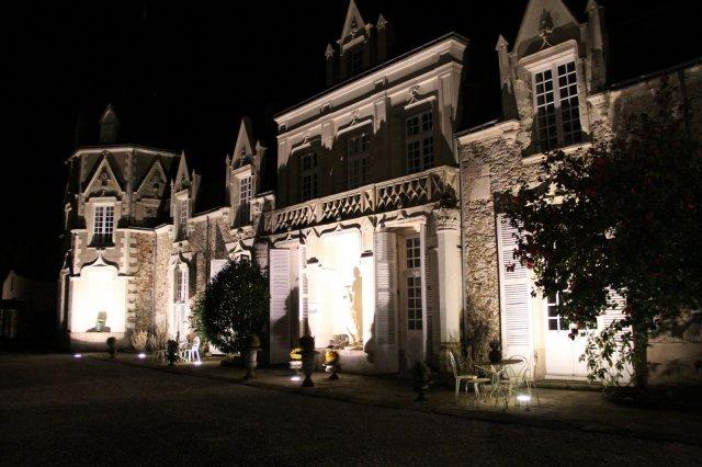 Chateau du bois de la no u00eb, chambre d'h u00f4teà Bouaye, Loire Atlantique 44 # Chateau Du Bois De La Noe