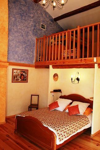 le mas de la cigale bleue chambre d 39 h te caumont sur durance vaucluse 84. Black Bedroom Furniture Sets. Home Design Ideas