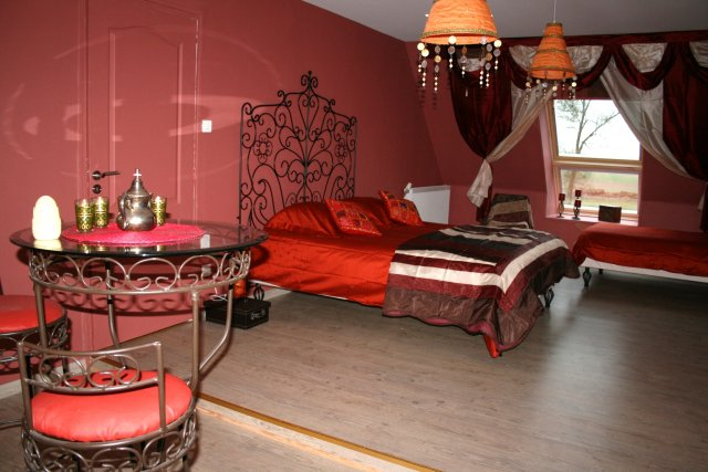 Test d co dziriya 39 s house forum d co et maison for Chambre style orientale