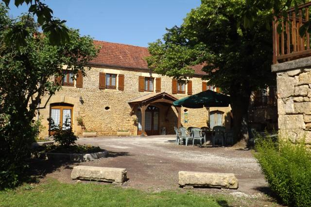 Photo Ferme auberge des genestes 1