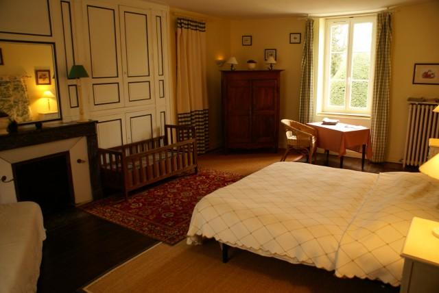 le b guinage chambre d 39 h te cour cheverny loir et cher 41. Black Bedroom Furniture Sets. Home Design Ideas