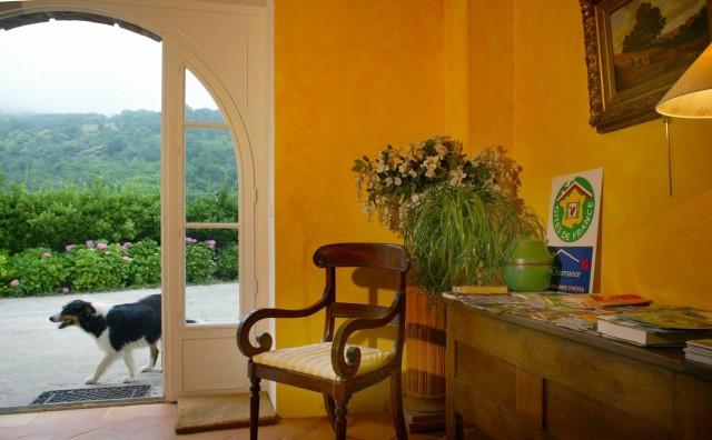 Maison oyhanartia chambre d 39 h te larceveau pyrenees - Chambre d hote pyrenees atlantiques ...