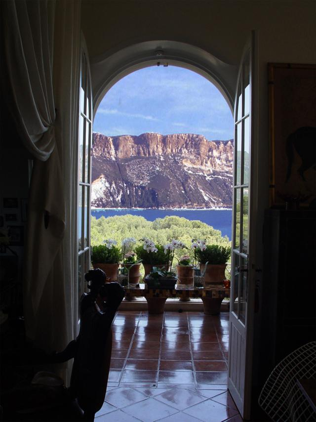 L 39 escale chambre d 39 h te cassis bouches du rhone 13 - Villa cassis chambre d hote ...