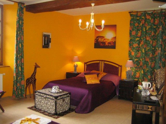 domaine le castagn chambre d 39 h te auch gers 32. Black Bedroom Furniture Sets. Home Design Ideas