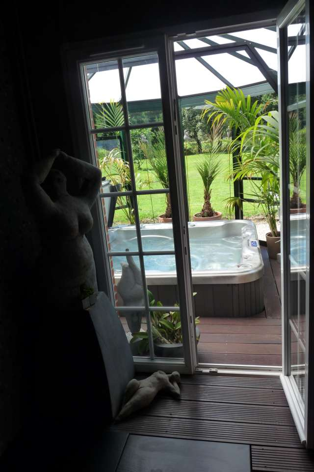 Le chat chez qui j 39 habite chambre d 39 h te saint aubin sur mer seine maritime 76 - Chambres d hotes a veules les roses ...
